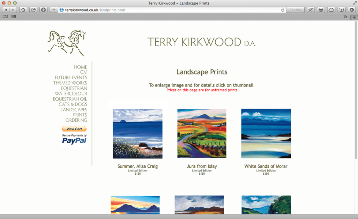 Terry Kirkwood Fine Art