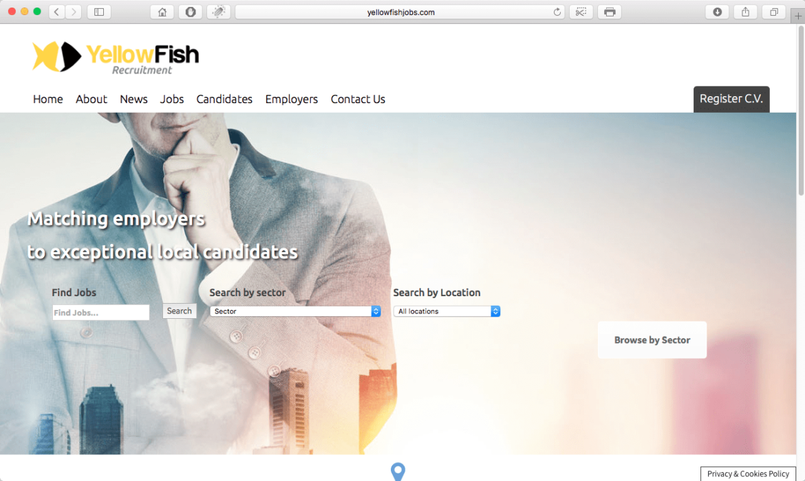 YellowFish Jobs