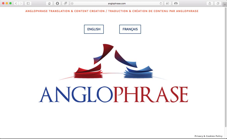 AngloPhrase Translation