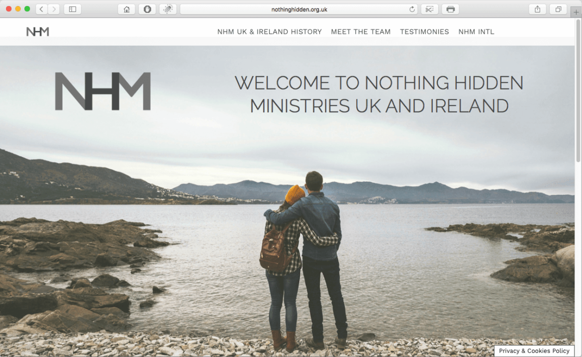 Nothing Hidden Ministries
